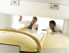 Philips Open MRI 1.0T