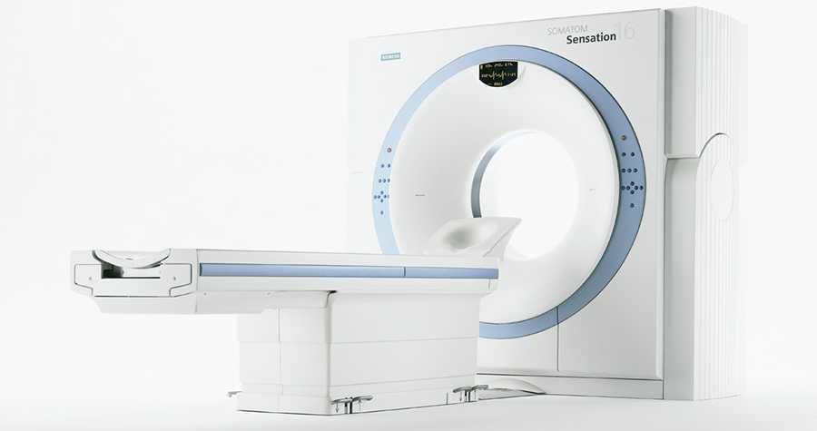 Siemens Sensation 16 MultiSlide CT Scanning