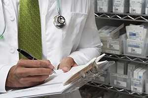 radiology prescription